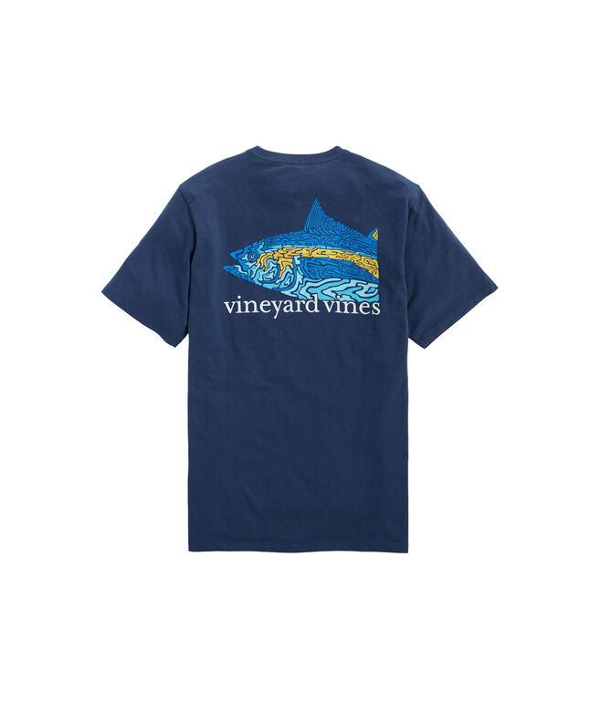 Camo Tuna Pocket T-Shirt