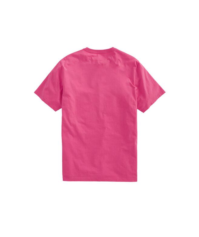 OUTLET Kids' Sunset Palms Short-Sleeve Slub Tee