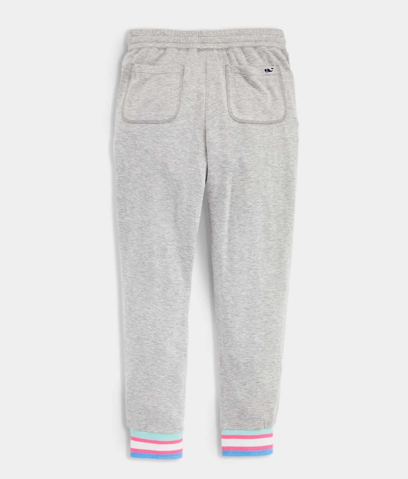 Black More Mile Fleece Girls Joggers