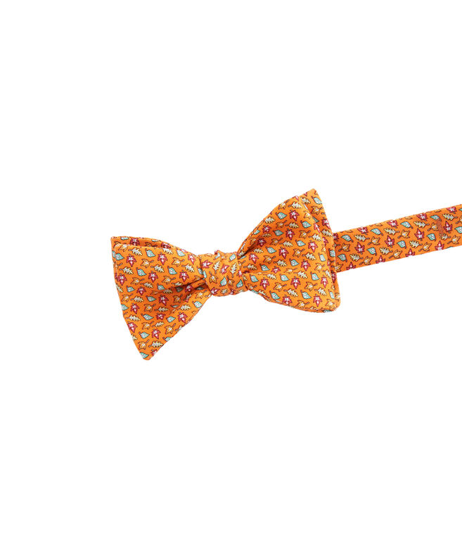 Fall Leaves Bow Tie