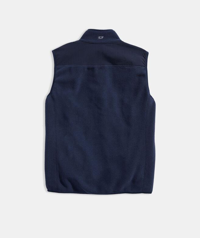 Big & Tall Harbor Fleece Vest