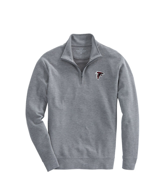 Atlanta Falcons Saltwater 1/4-Zip