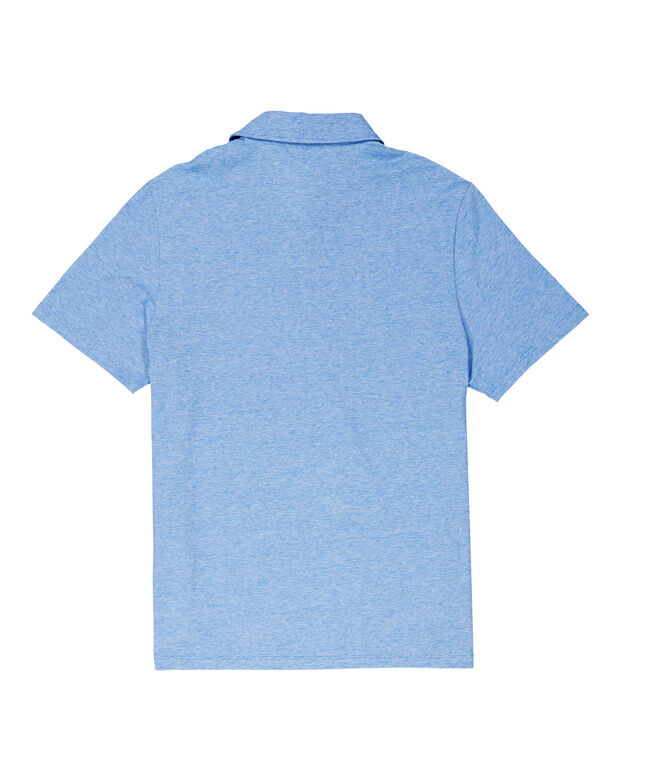New York Mets Solid Edgartown Polo