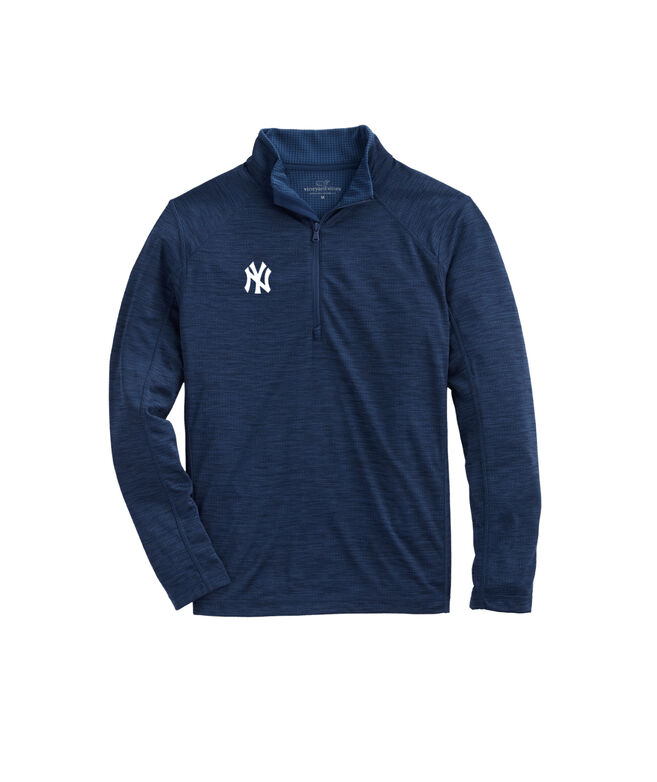 New York Yankees Sankaty 1/2-Zip