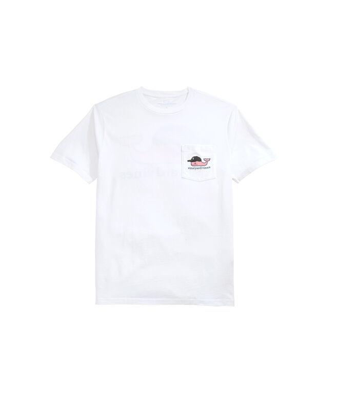 Colorado Rockies Baseball Cap Pocket T-Shirt