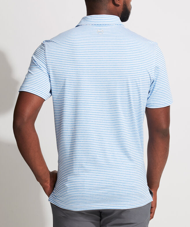 Heathered Winstead Sankaty Performance Polo