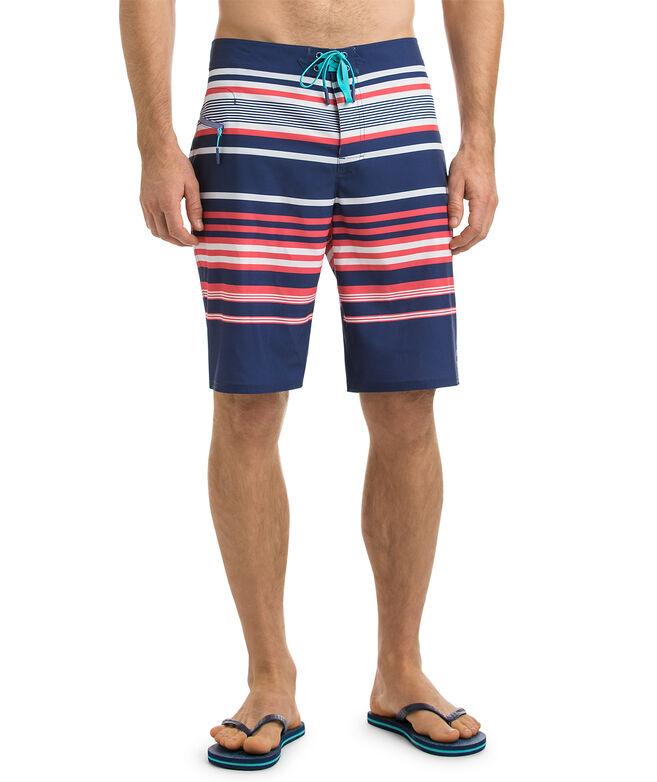 43ccf53707 Shop Americana Stripe Board Shorts at vineyard vines