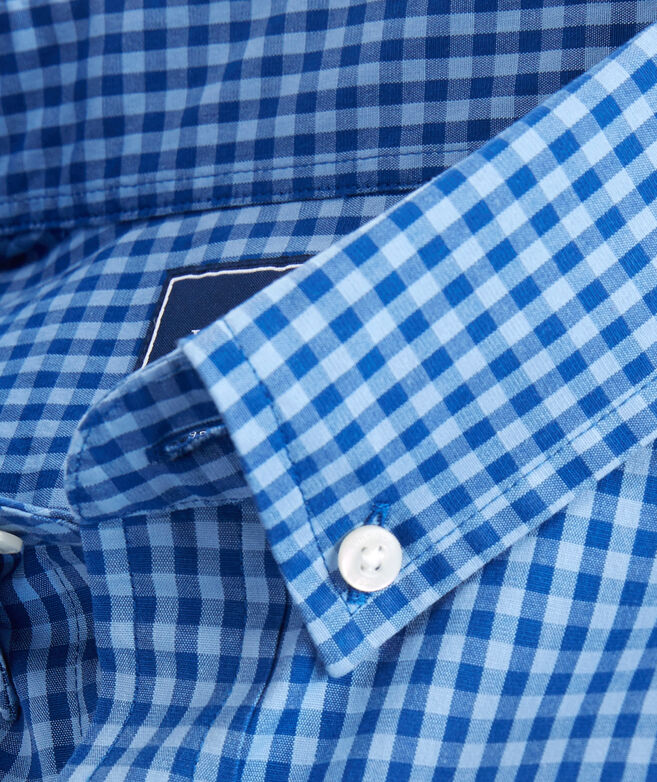 Slim Fit Alicetown Gingham Tucker Shirt