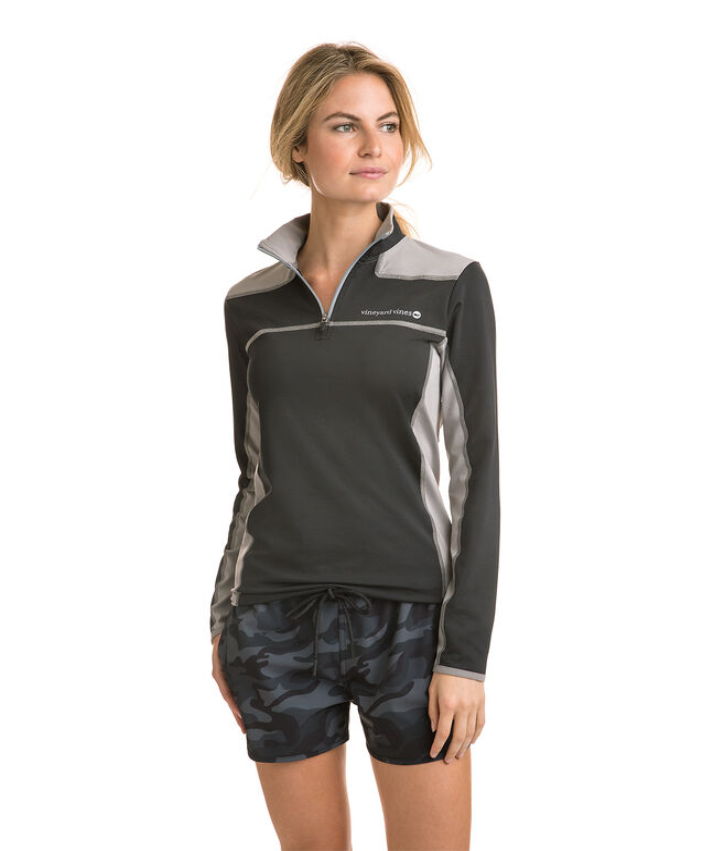 Performance Color Block Shep Shirt