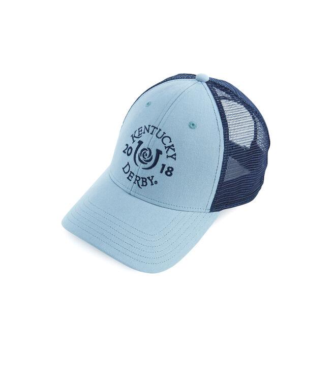 Kentucky Derby Logo Trucker Hat