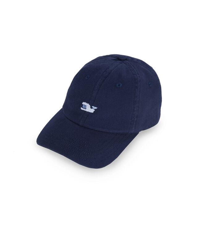 Yeti Whale Icon Baseball Hat