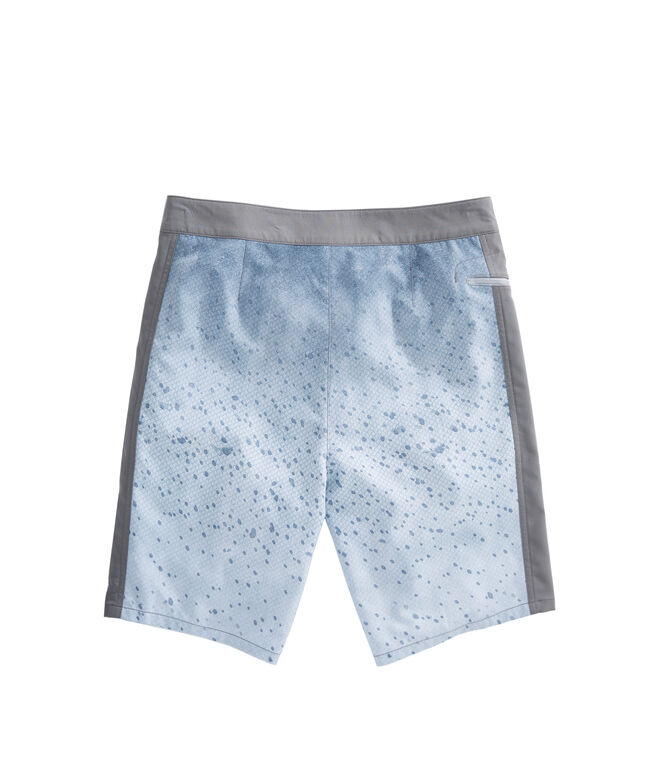 Mahi Pieced Tech Board Shorts