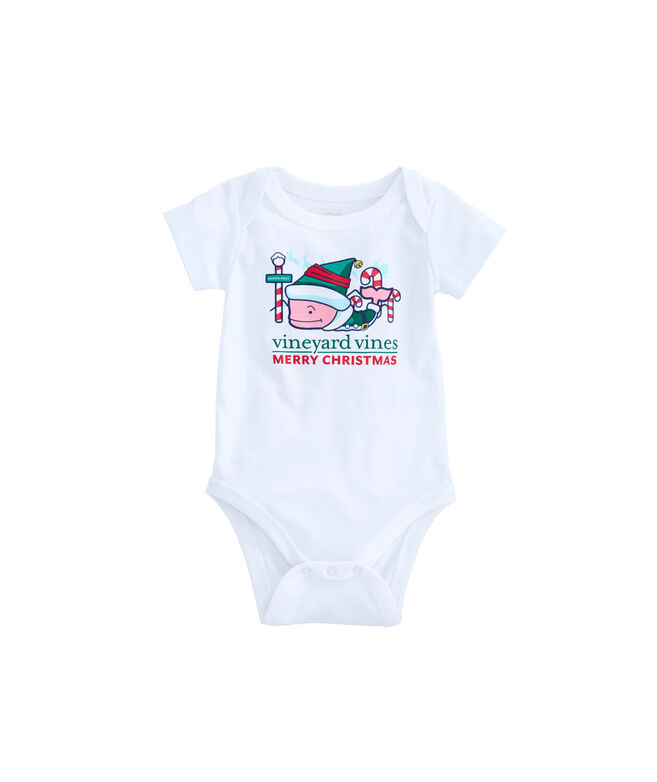 Baby Elf Whale One-Piece