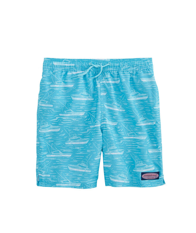 Boys Summer Sailing Chappy Trunks