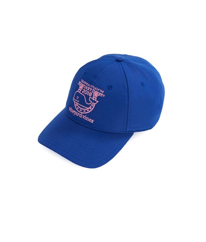 Kentucky Derby Performance Logo Baseball Hat