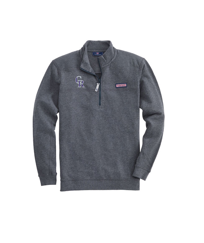 Colorado Rockies Collegiate Shep Shirt