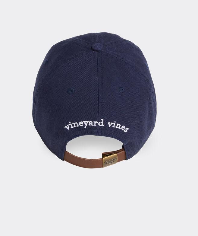 Flag Whale Classic Baseball Hat