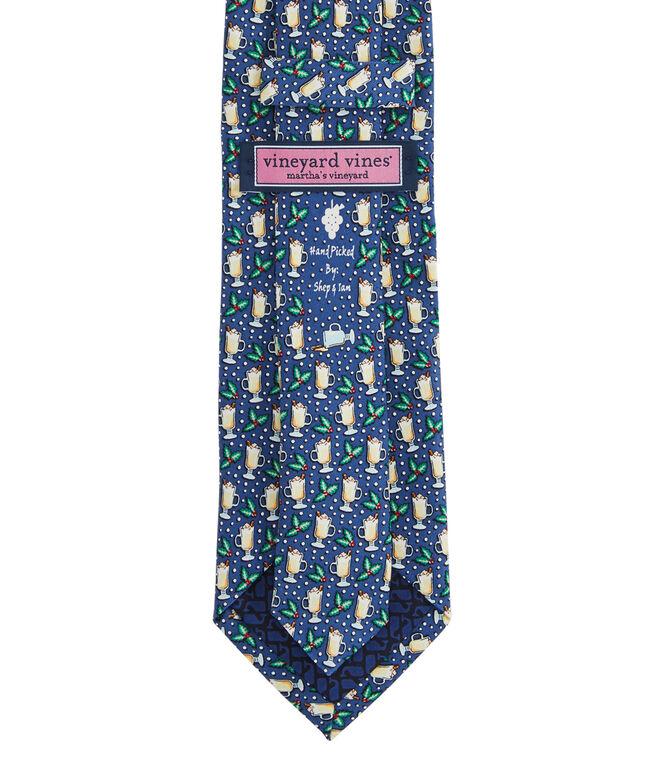 Eggnog Printed Tie
