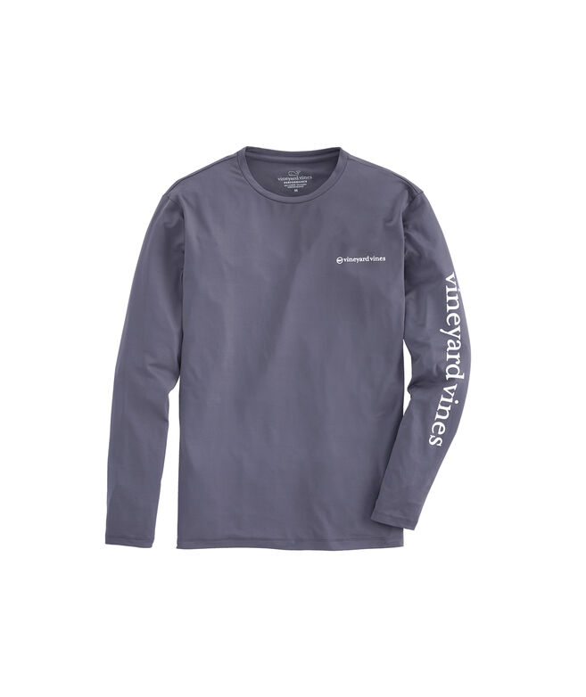 Long-Sleeve Performance Boating T-Shirt