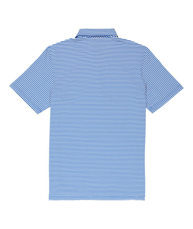 Toronto Blue Jays Winstead Stripe Sankaty Performance Polo
