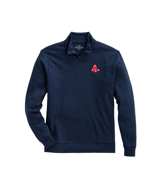Boston Red Sox Jersey 1/4-Zip