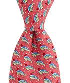 Mahi Christmas Tie