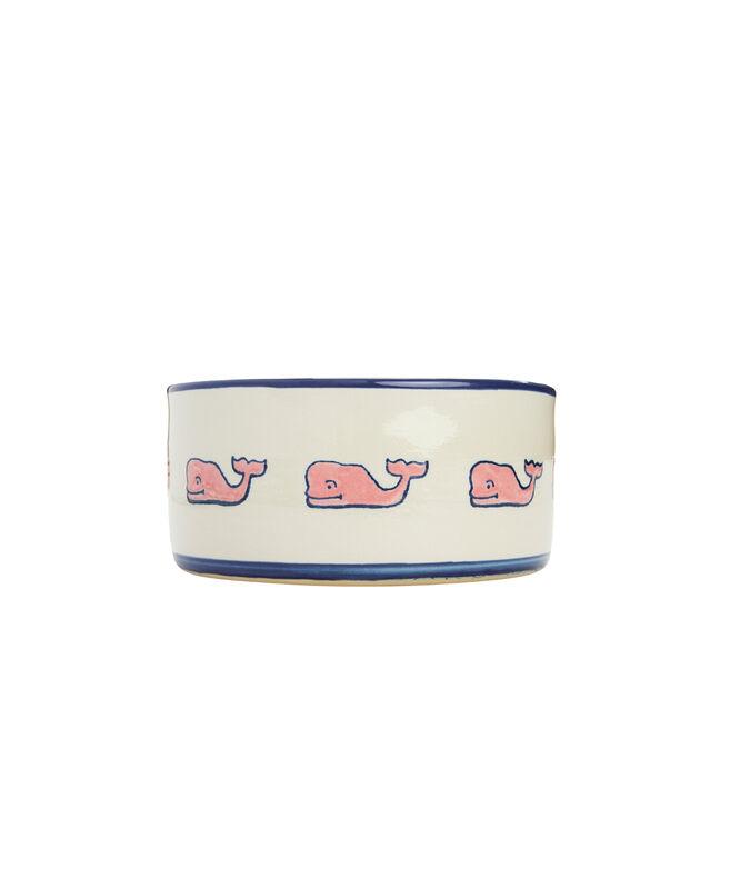 Stoneware Dog Bowl