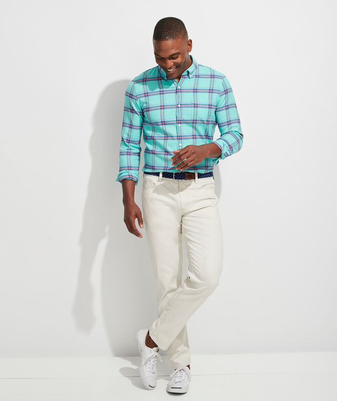 Slim Fit Second Wind Murray Button-Down Shirt