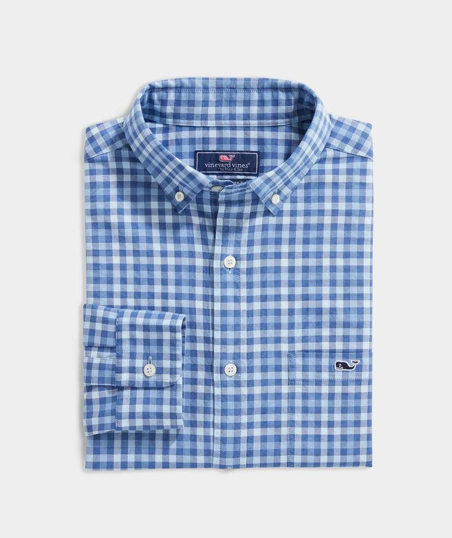 Classic Fit Robbins Tucker Button-Down Shirt