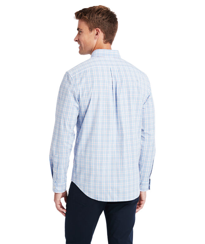 Classic Fit Pastel Check Tucker Shirt