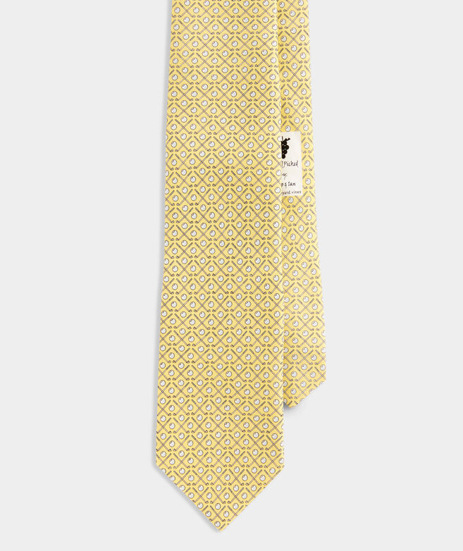 Golf Clubs Tie