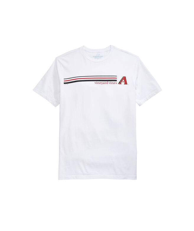 Arizona Diamondbacks 3 Stripe Tee