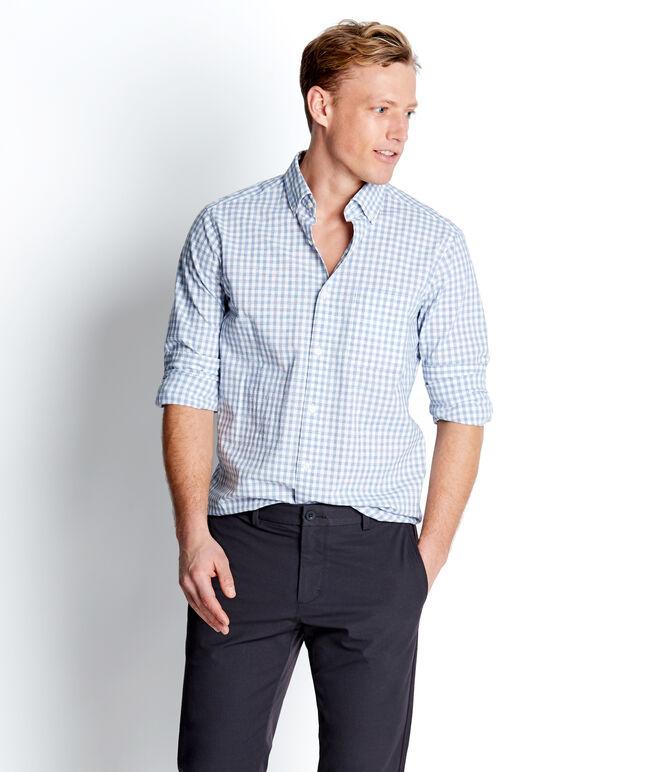 Grove Gingham Slim Murray Shirt