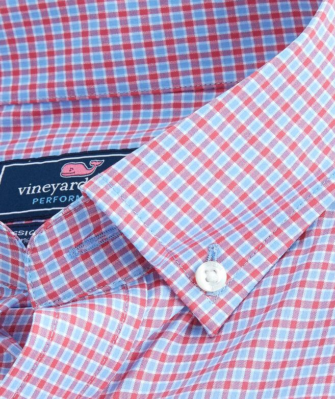 Classic Bavaro Check Performance Murray Shirt