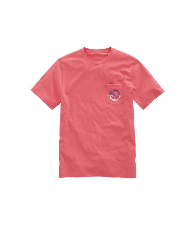 Tuna USA Pocket T-Shirt
