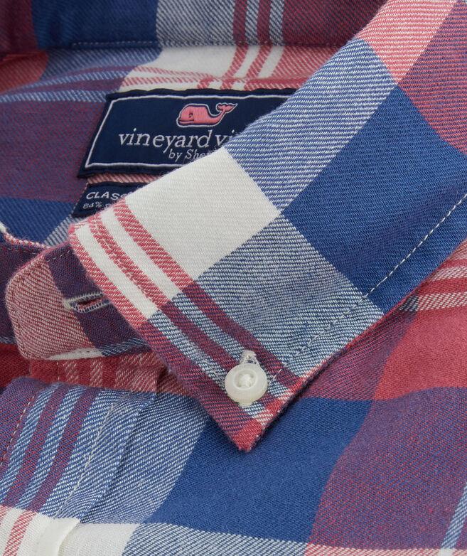 Classic Fit Ketch Tucker Button-Down Shirt