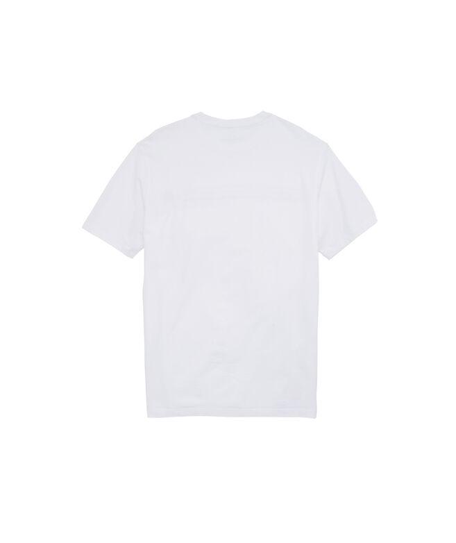 Boston Red Sox 3 Stripe T-Shirt