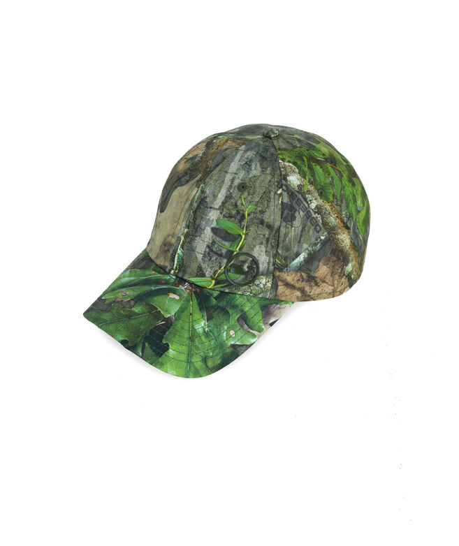 Mossy Oak Camo Performance Baseball Hat