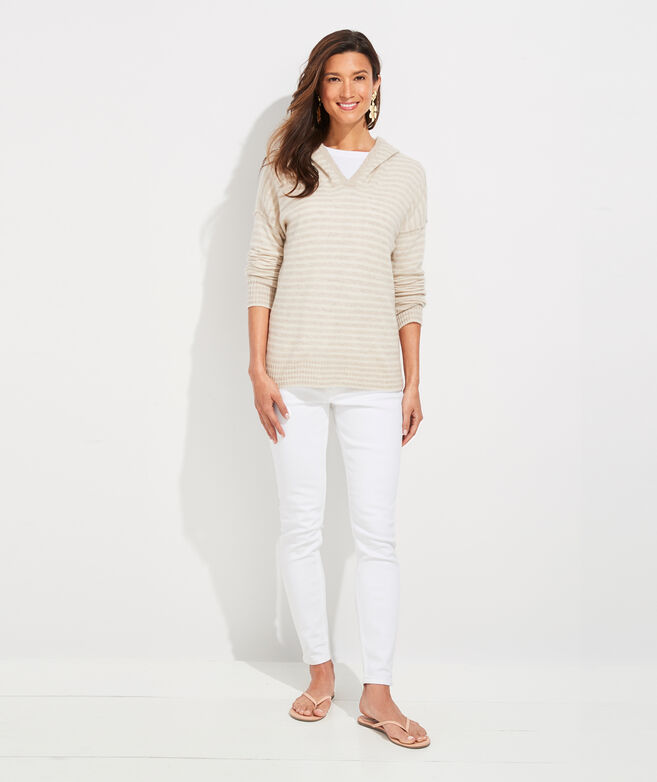 Lofty Cashmere Sweater Hoodie
