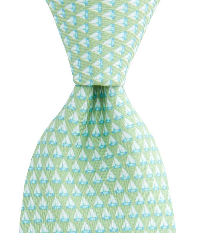 Micro Sailboats Tie