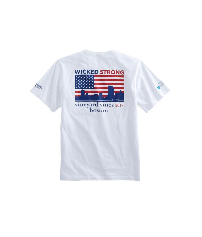 2017 Boston Marathon T-Shirt
