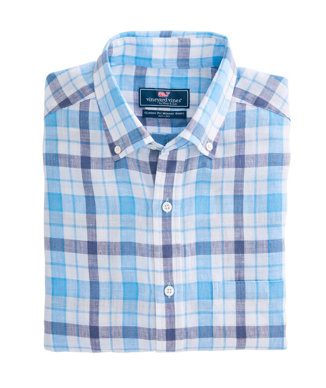 Camanoe Plaid Classic Murray Shirt
