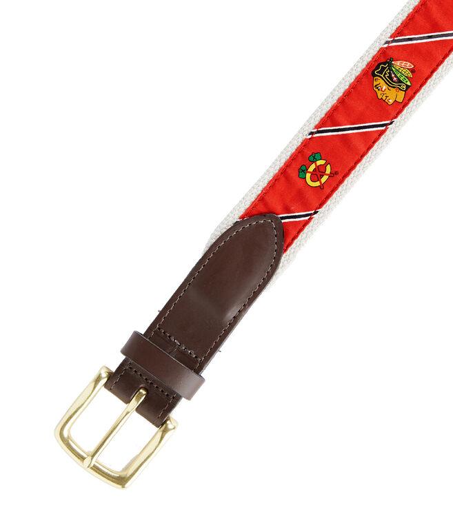 Chicago Blackhawks Belt