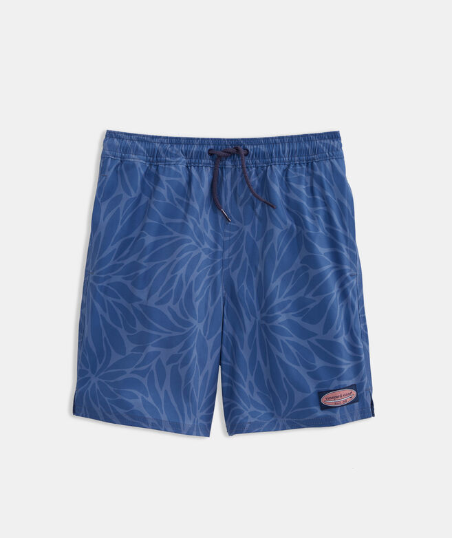 Boys' Printed Chappy Trunks