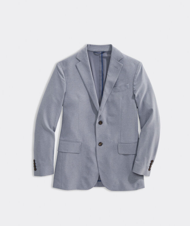 Heathered On-The-Go Performance Blazer