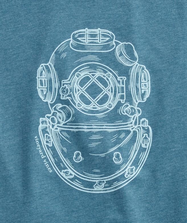 Diver's Helmet Short-Sleeve Dunes Tee