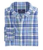 Fox Run Plaid Classic Tucker Shirt