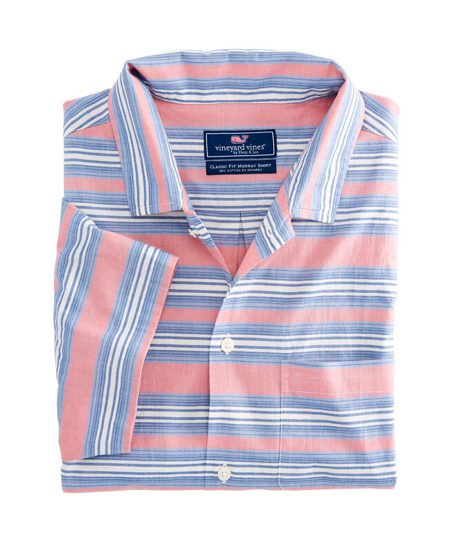 Sunstone Cabana Collar Shirt