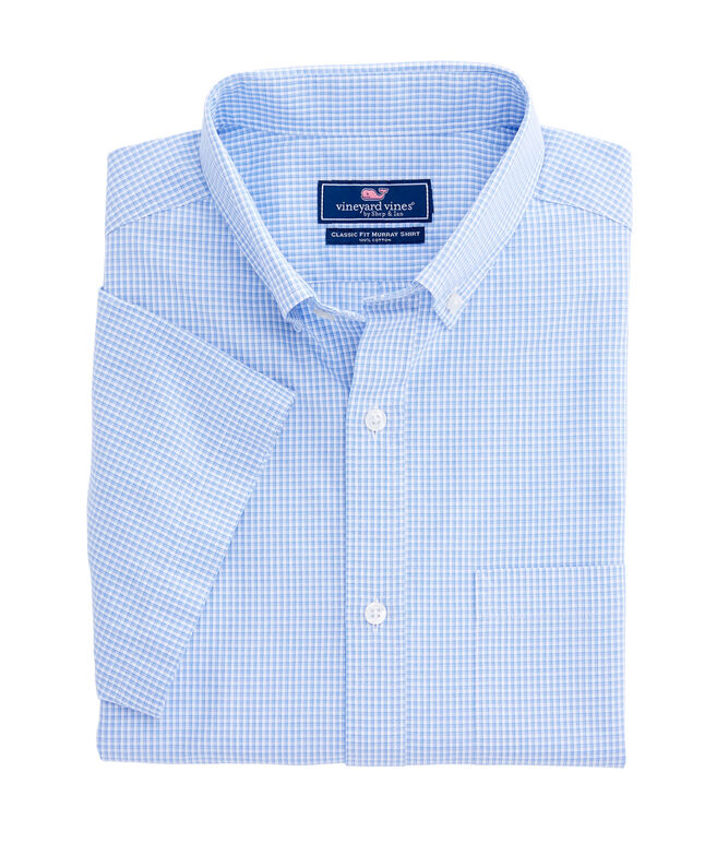 Classic Short Sleeve Murray Shirt