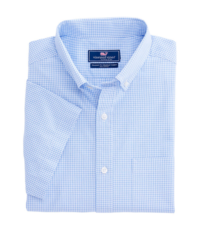 Classic Short Sleeve Murray Shirt